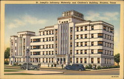 St. Joseph's Infirmary Maternity and Children's Building
