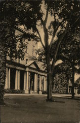Swarthmore College - Parrish Hall