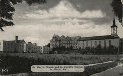 St. Mary's Church and St. Joseph's Convent