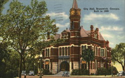 City Hall, Built in 1889