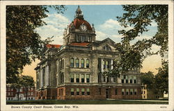 Brown County Court House