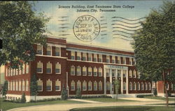 Science Building, East Tennessee State College