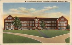 University of Tennessee - Agricultural Building