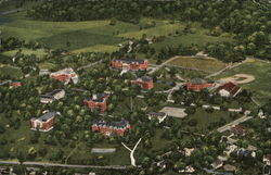 Airplane View of Maryville College