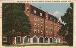 University of Tennessee - Sophronia Strong Hall and Cafeteria