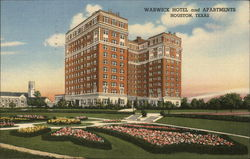 Warwick Hotel and Apartments