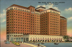 "The Plaza Hotel ""The Venice of Texas"""