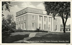 Denison University - William Howard Doane Library