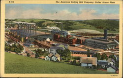 The American Rolling Mill Company Postcard