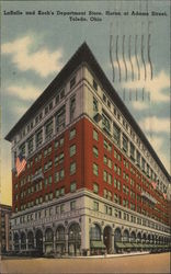 LaSalle and Koch's Department Store, Huron at Adams Street