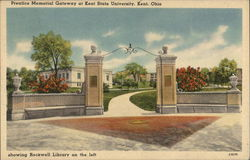 Kent State University - Prentice Memorial Gateway