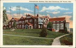 Administration Building, Ohio State Sanitorium