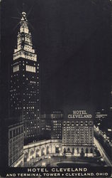 Hotel Cleveland and Terminal Tower