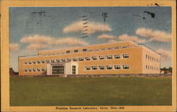 Firestone Research Laboratory