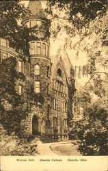 Warner Hall, Oberlin College