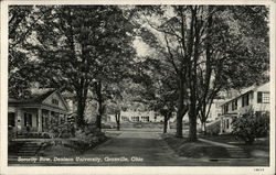 Sorority Row, Denison University