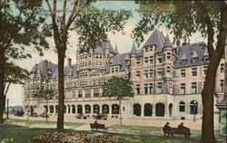 Place Viger, Canadian Pacific Railway Hotel