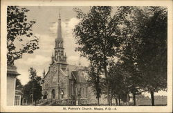 St. Patrick's Church Postcard