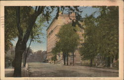 The Ritz Carlton Hotel, Sherbrooke Street