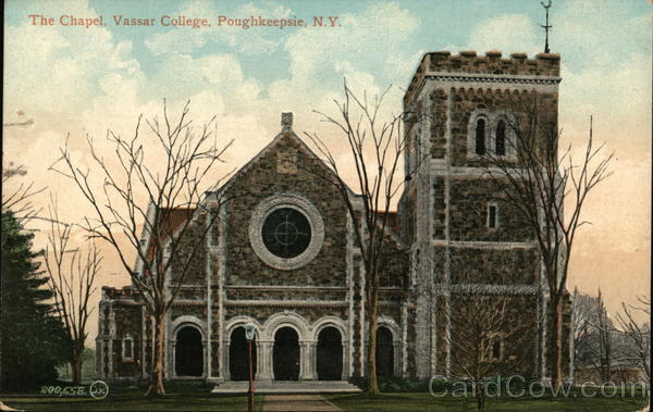 The Chapel at Vassar College Poughkeepsie New York