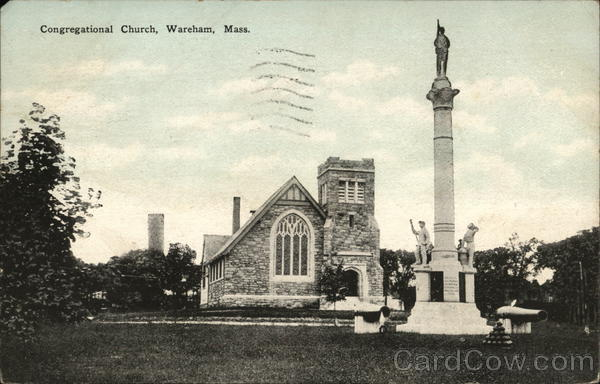 Congregational Church Wareham Massachusetts