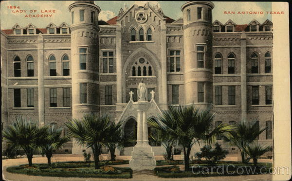 Lady of Lake Academy San Antonio Texas