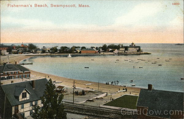 Fisherman's Beach Swampscott Massachusetts