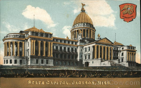 State Capitol Jackson Mississippi