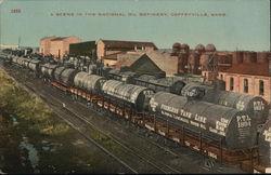 Coffeyville Kansas Vintage Postcards & Images