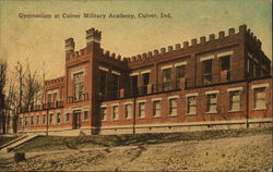 Gymnasium at Culver Mlitary Academy