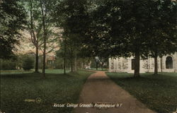 Vassar College Grounds