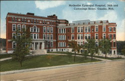 Methodist Episcopal Hospital, 36th and Cummings Street