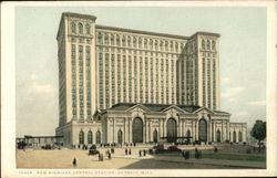 New Michigan Central Station