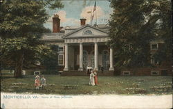 Home of Thomas Jefferson