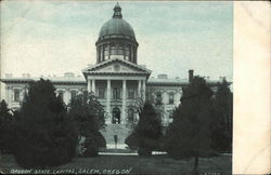 Oregon State Capital
