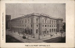 The U.S. Post Office