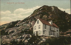 Chocorua Mt. and Peak House