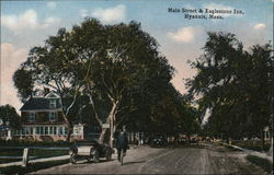 Main Street & Eaglestone Inn