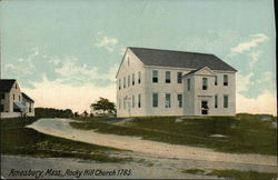Rocky Hill Church, 1785