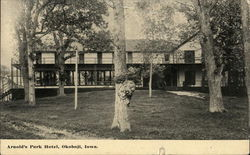 Arnold's Park Hotel