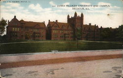 James Milliken University and Campus