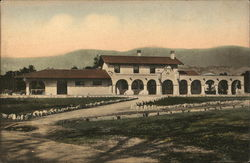 The Southern Pacific Depot