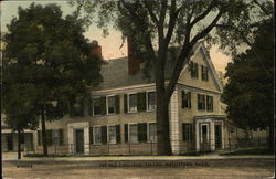 The Old Coolidge Tavern