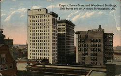 Empire, Brown-Marx and Woodward Buildings, 20th Street & 1st Avenue