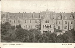 Convalescent Hospital, Men's Ward