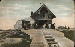 Life Saving Station, White Head Island