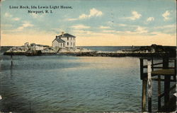 Lime Rock, Ida Lewis Light House