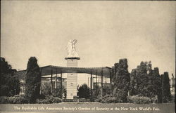 The Equitable Life Assurance Society's Garden of Security at the New York World's Fair