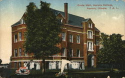 Davis Hall, Aurora College