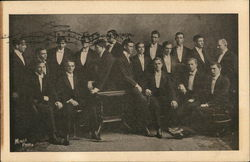 Ripon College Glee Club Postcard